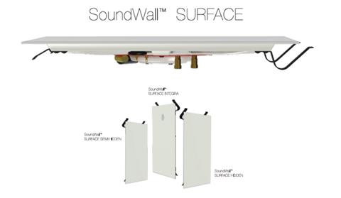 SoundWall Surface